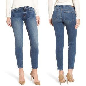 NWT PAIGE Verdugo Ankle Skinny Jeans Hansen